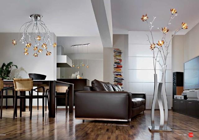 Murano Gl Lighting And Chandeliers Location Shots
