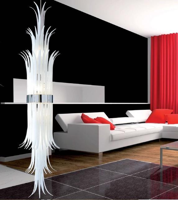 murano glass lighting and chandeliers location shotsd