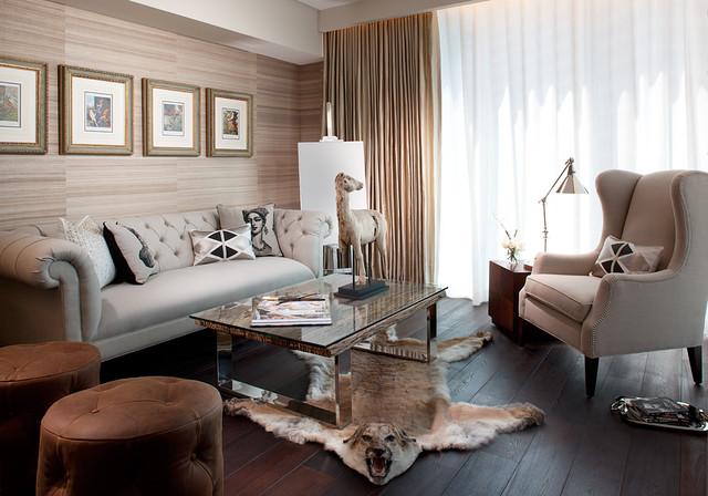 Murano Portifino transitional-living-room