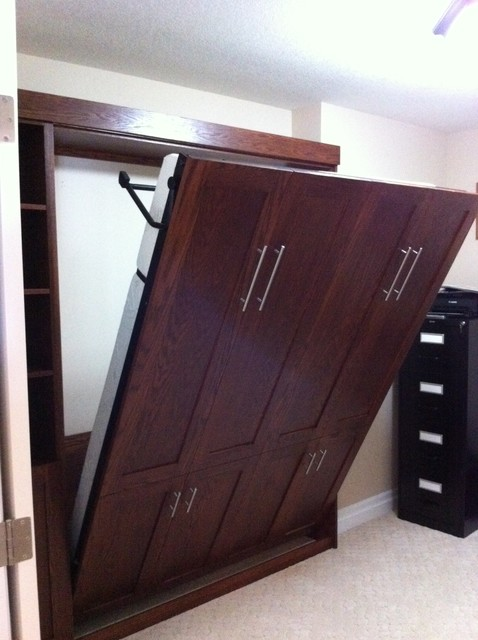 Murphy Wall Beds In London Ontario traditional-living-room