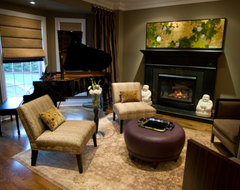 Musical Chairs eclectic-living-room