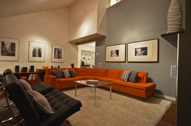 My current home modern living room other metro by for Current living room designs