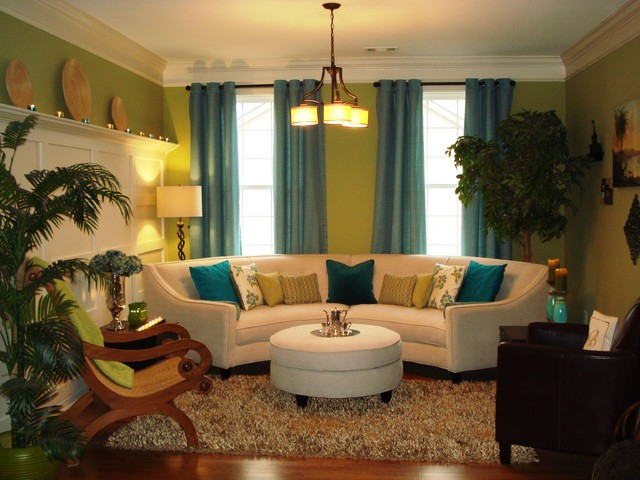 My house eclectic-living-room