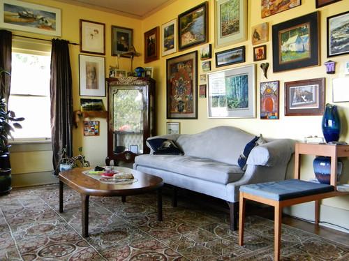 Art Gallery Layout Ideas