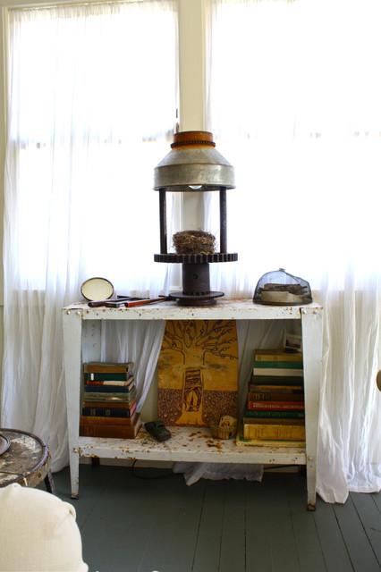 Living Room Detail traditional-living-room
