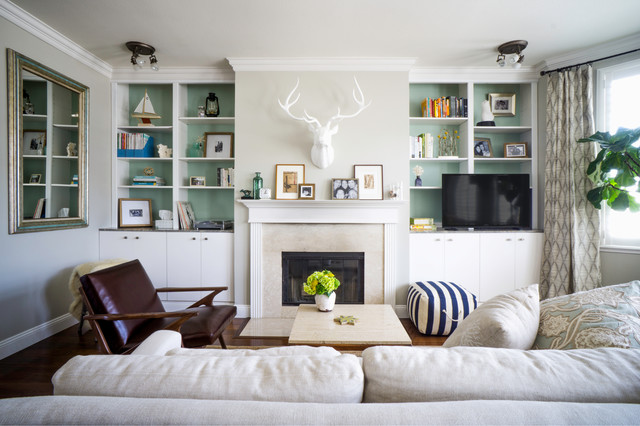 living room houzz my houzz a bland condo gets color and personality 10949