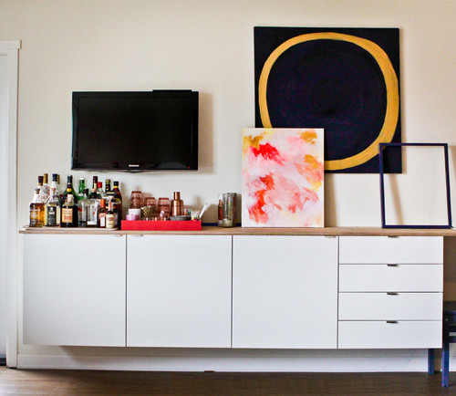 My Houzz: A Crafty Baker Gets Creative with a Small Space and Small Budget