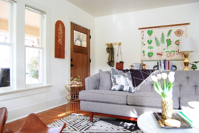 My Houzz Colorful Eclectic Style For A California Bungalow