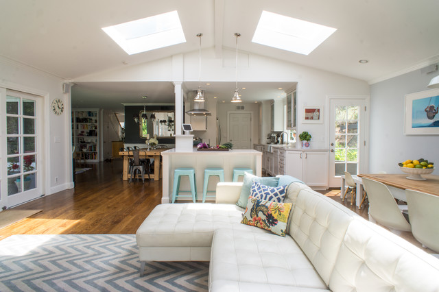 My Houzz Marin Transitional Living Room San Francisco By Hoi Ning Wong