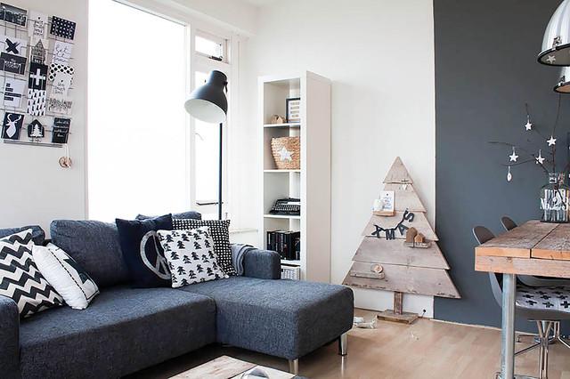 My houzz budget friendly scandinavian style for Scandinavian decor on a budget