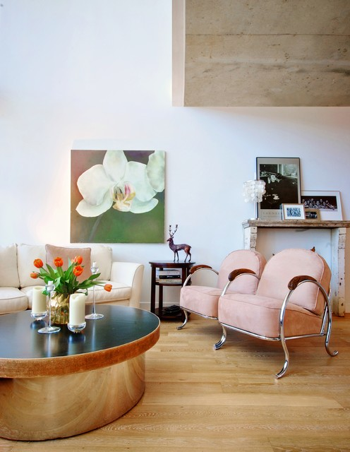 My Houzz: Calm, Cool and Collected in Downtown Toronto contemporary-living-room