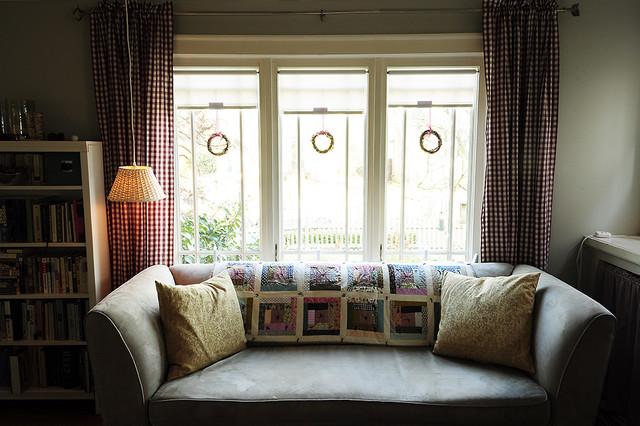 Living Room Photo In Portland