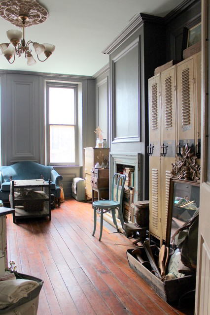 row house living room south philly row house contemporary living room 13038