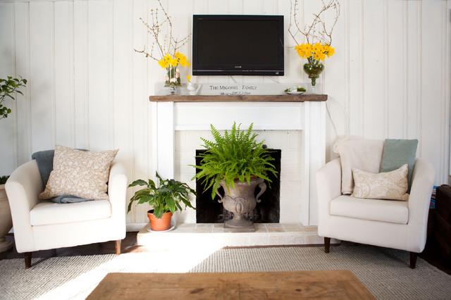 Jen Migonis traditional-living-room