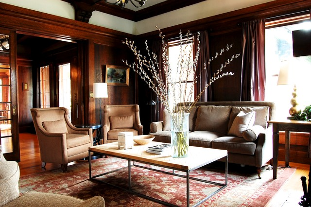www houzz com photos traditional living room my houzz early 1900s home blends traditional design with 27310