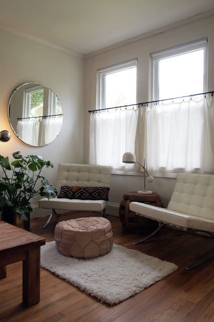 My houzz eclectic charm in a baton rouge renovated live for Houzz soggiorno
