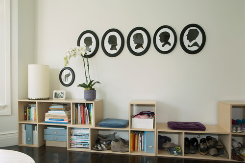 My Houzz: Family of Five Live (almost) Clutter-free