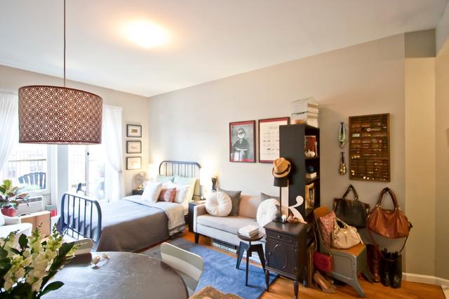 Michelle Konar 39 S Upper West Side Studio Contemporary Living Room Ne