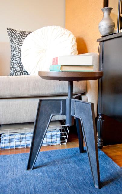 Michelle Konar's Upper West Side Studio living-room