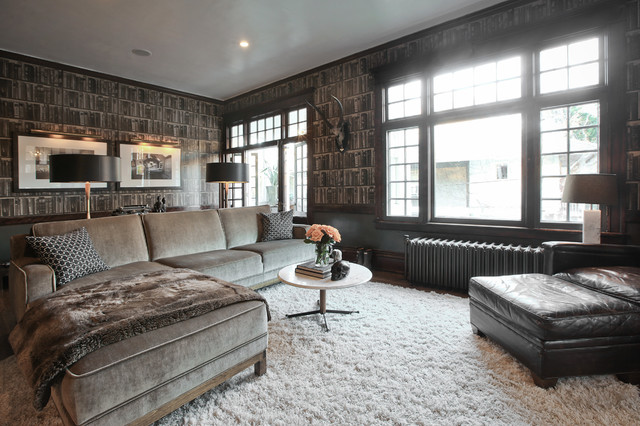 My Houzz: Modern and Moody Nostalgia in Salt Lake City contemporary-living-room