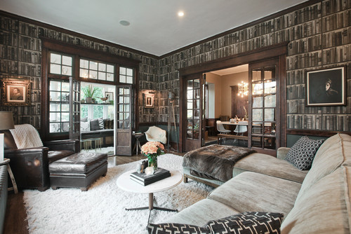My Houzz: Modern and Moody Nostalgia in Salt Lake City