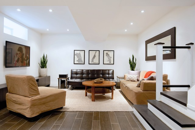 my houzz: modern annex renovation - contemporary - living room