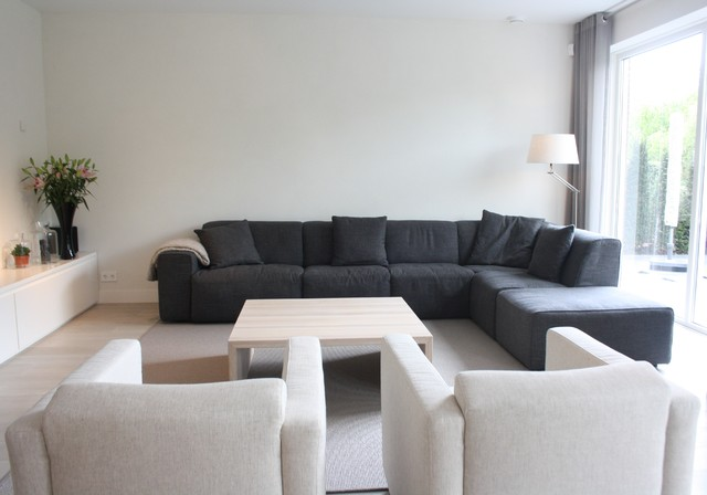 My Houzz: Modern meets Traditional in the Netherlands contemporary-living-room