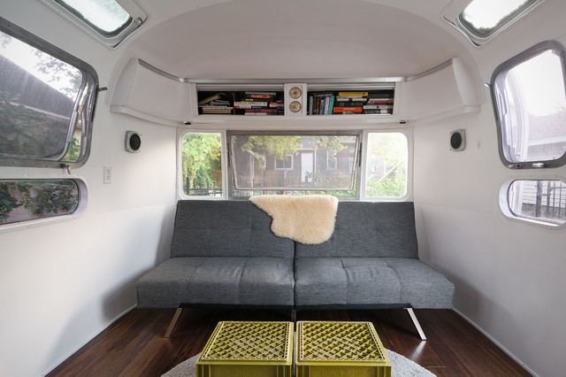Comment Renover L Interieur D Une Caravane Ou D Un Mobil Home