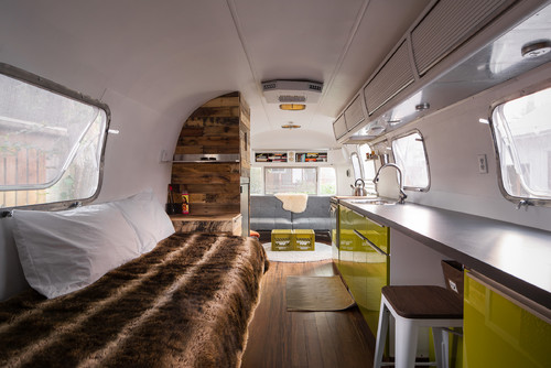 My Houzz: New Life and Style for a 1976 Airstream