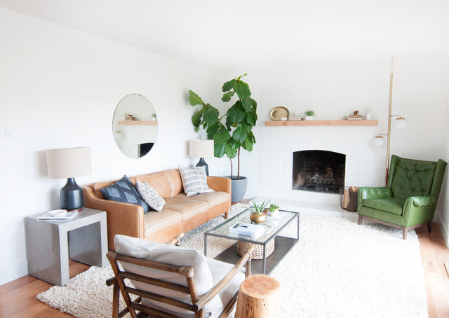 Indian Minimalism The New Decor Norm: My Houzz: Organic Minimalism In A Denver Redo