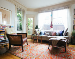 My Houzz: Rena Thiagarajan eclectic-living-room