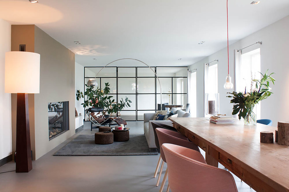 My Houzz: Renovated Farmhouse Merges Historic and Modern ...