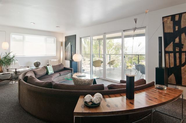 My Houzz: Ron midcentury-living-room