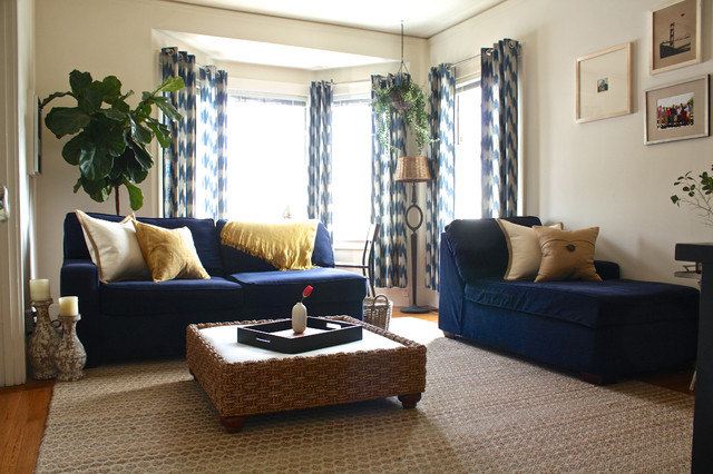 My Houzz San Francisco Transitional Living Room San Francisco By Shannon Malone