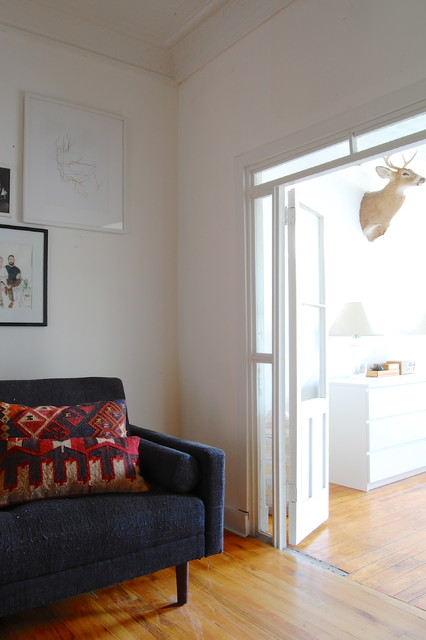 My Houzz Serene Simplicity in Brooklyn Eclectic