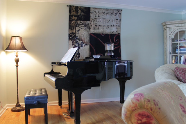 My Houzz: Susan traditional-living-room