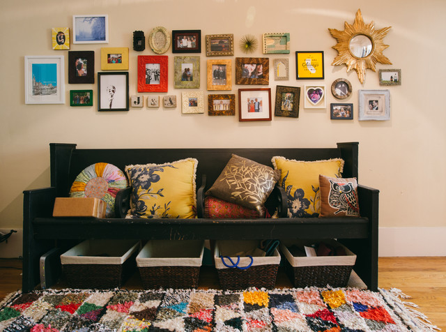My Houzz: The Prices eclectic-living-room