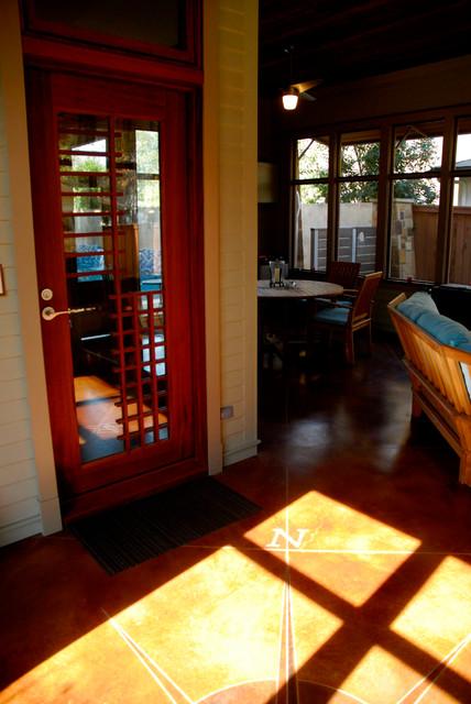 My Houzz: Travis Heights Hideaway modern-living-room