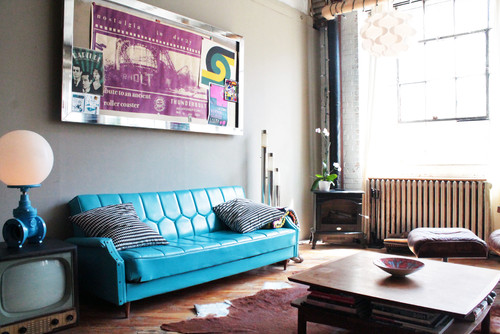 My Houzz: Vintage finds in funky Montreal artists