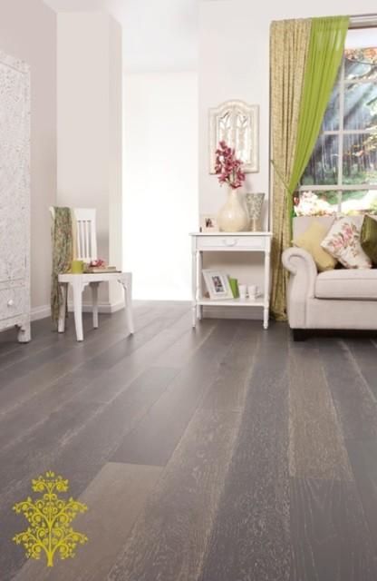 My Oak Floor Range Modern Living Room Melbourne By
