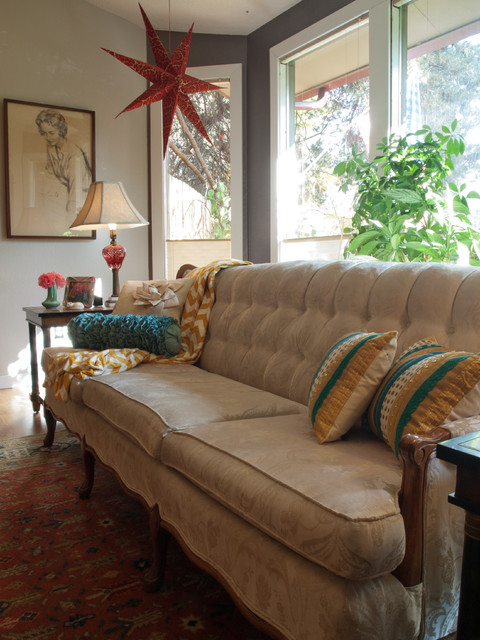 My Own Houzz Modern Living Room Boise By Pomeroy House Interiors
