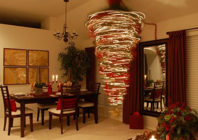 My Upside-Down Christmas Tree