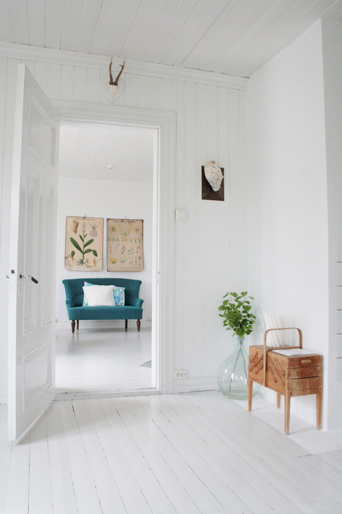 Scandinavian Living Room on Houzz