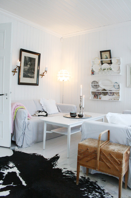 My white Scandinavian home. Splash of colors. Old & new. Always in change. scandinavian-living-room