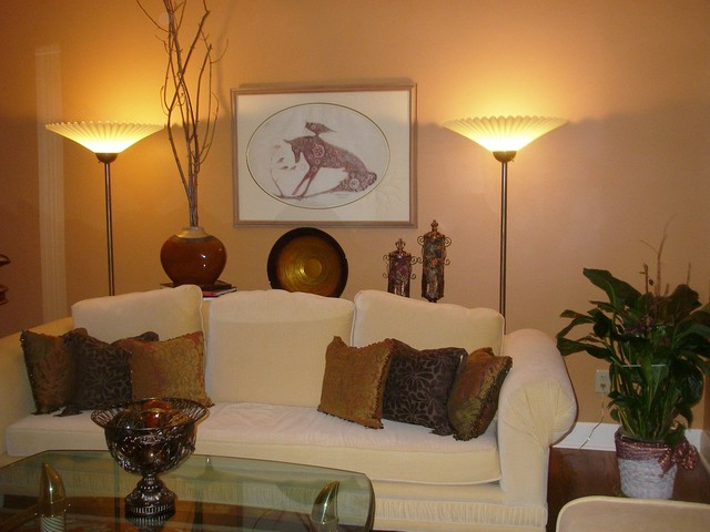 My Work Traditional Living Room Nashville By B