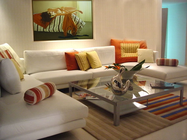 My work contemporary-living-room