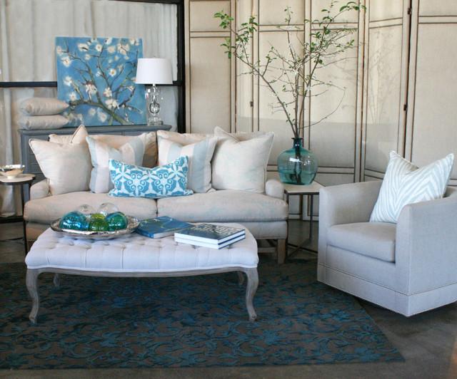 Nantucket Home traditional-living-room