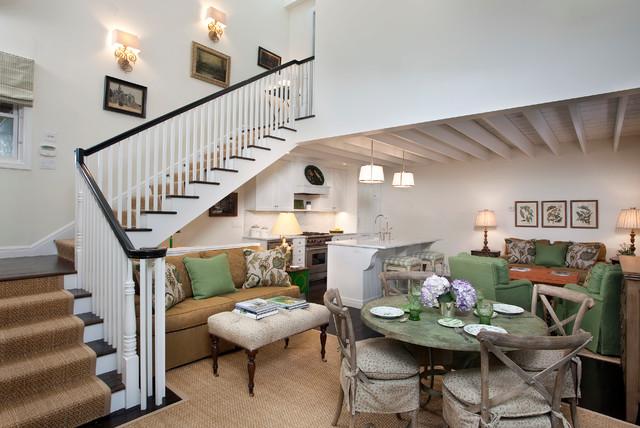 Nantucket Meets Mountain Eclectic Living Room Denver By Karen White Interior Design