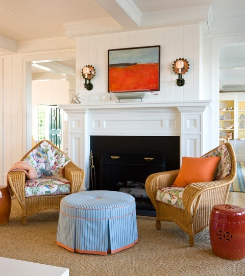 Gary Mcbournie S Nantucket Beach Cottage: Nantucket Residence