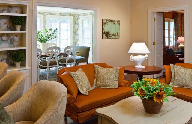 Napa Living Room - Grace Home Design contemporary-living-room